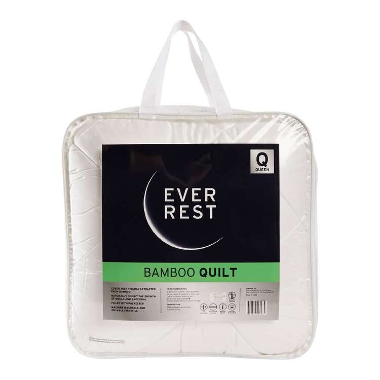 Ever Rest Bamboo Quilt