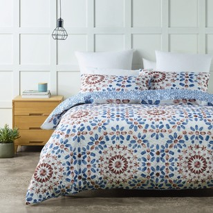 Phase 2 Riverton Quilted Quilt Cover Set