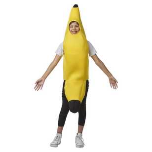Sparty's Kids Banana Costume