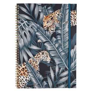 Francheville Exotic Greenhouse Leopard A4 Wiro Notebook