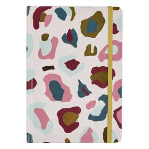 Francheville Exotic Greenhouse Animal Print A5 Hardbound Notebook