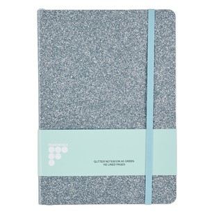 Francheville Exotic Greenhouse Glitter A5 Notebook