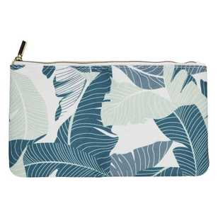 Francheville Exotic Greenhouse Foliage Fabric Pencil Case