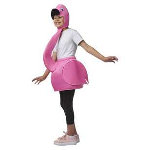 Sparty's Kids Flamingo Costume