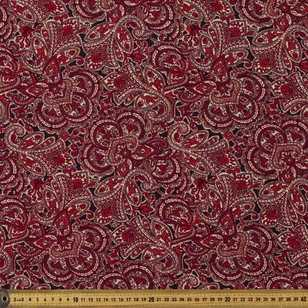 Indies Pride Printed 135 cm Rayon Fabric