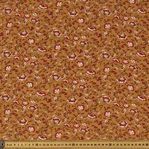 Jacovines Printed 135 cm Rayon Fabric