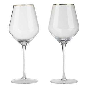Culinary Co Pack of 2 White Wine Glass
