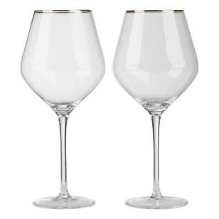 Culinary Co Pack of 2 Red Wine Glass