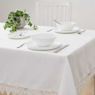 Koo Home Victoria Lace Tablecloth