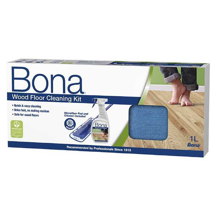 Bona Floor Cleaning Kit