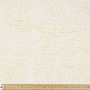 Indian Batik Naturals Maze Fabric