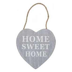 Living Space Home-Sweet-Home Plaque