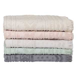 Luxury Living Emerson Towel Collection