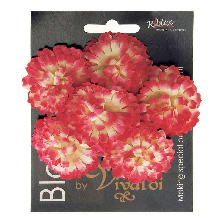 Ribtex Carnation With Variegated Stem