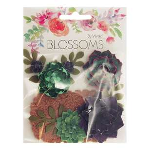 Ribtex Succulent Tags 3 Pack