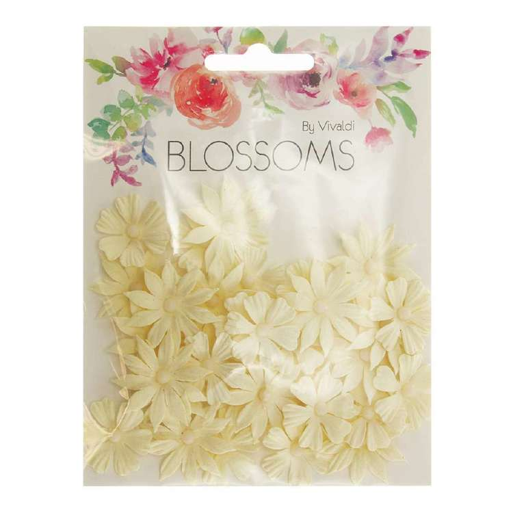 Ribtex Valerie Snow Flowers Pack
