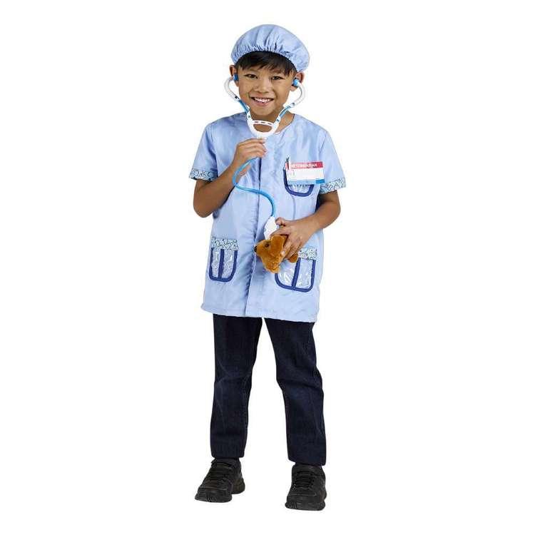 Spartys Vet Kids Costume