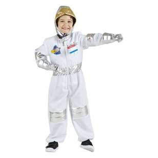 Spartys Astronaut Kids Costume