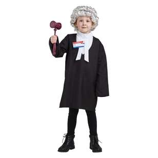 Spartys Lawyer Kids Costume