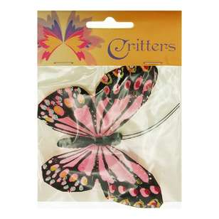 Ribtex Critters 11.5 x 9 cm Craft Butterfly