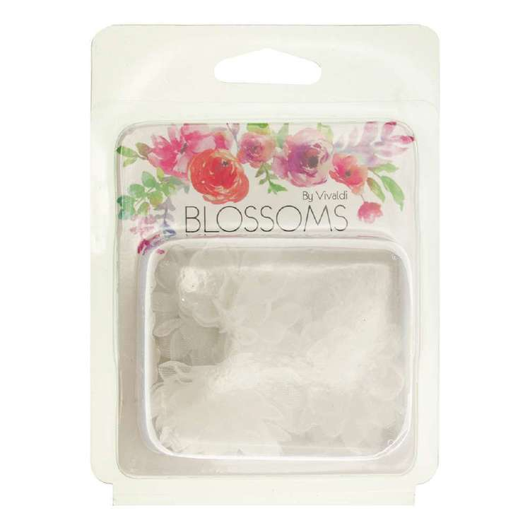 Ribtex Tulle Flower 3 Pack