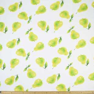Pear Cotton Fabric