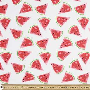 Watermelon Cotton Fabric