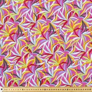 Ellie Whittaker Leafy Printed Fabric