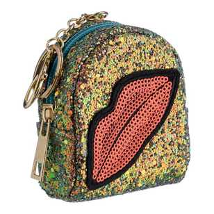 BFF Sew Essentials Sequin Lip Bag