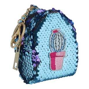 BFF Sew Essentials Glitter Cactus Bag