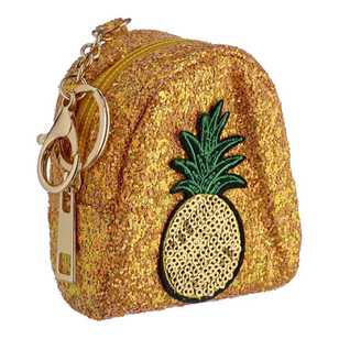 BFF Sew Essentials Sequin Pineapple Bag