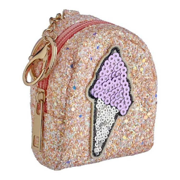 BFF Sew Essentials Sequin Ice Cream Bag