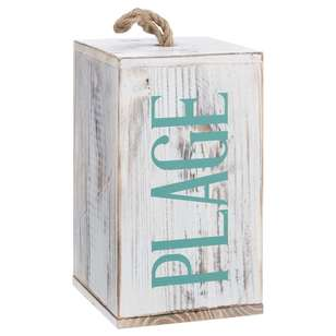 Bouclair Coastal Charm Beach Doorstop