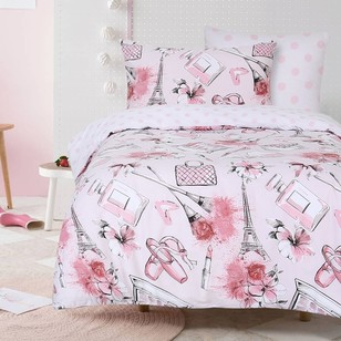 Kids House Chloe Quilt Cover Set