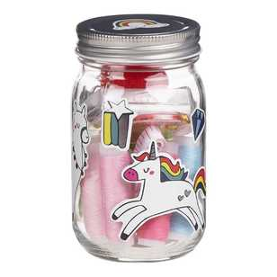 Make Dream Create 35 Piece Sewing Kit Jar
