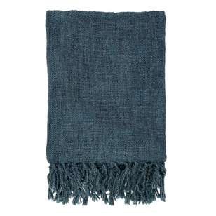 Ombre Home Animal Instinct Throw With Fringe