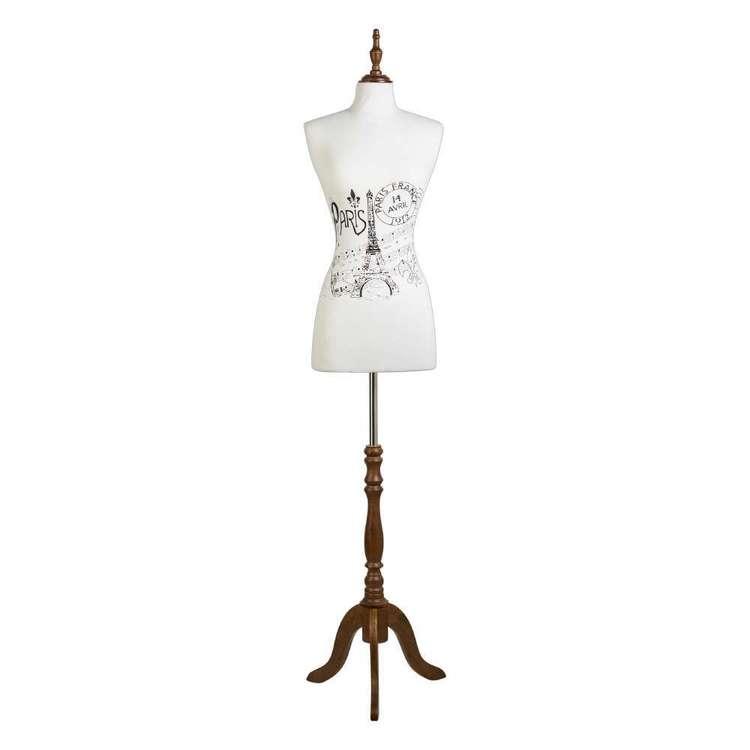 Semco Paris Printed Mannequin
