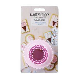 Wiltshire Dual side Round Cookie Cutters