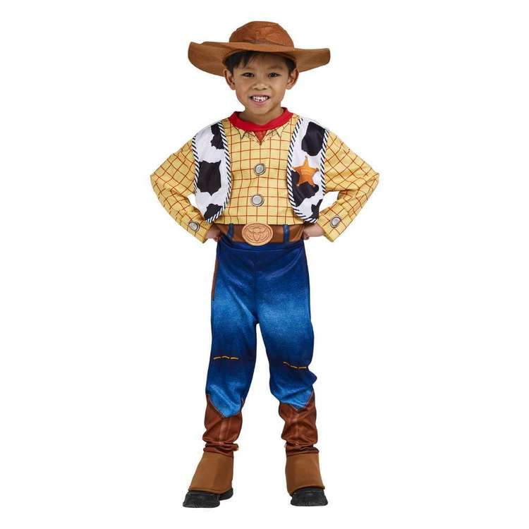 Disney Woody Deluxe Costume 3-5 Years