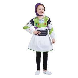 Disney Buzz Girl Kids Costume