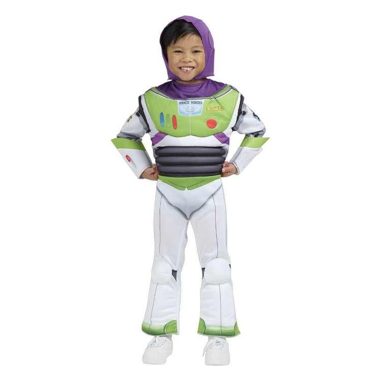 Disney Buzz Deluxe Costume 3-5 Years