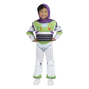 Disney Buzz Deluxe Costume 3-5 Years