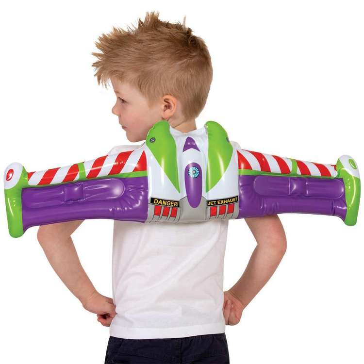 Disney Buzz Toy Story Inflatable Wings
