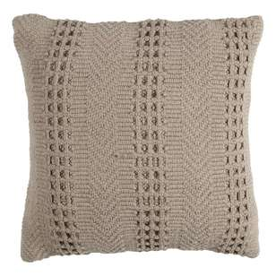 Rapee Thatch Textured Cushion