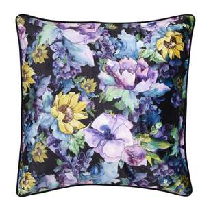 KOO Home Tara Printed Velvet Cushion