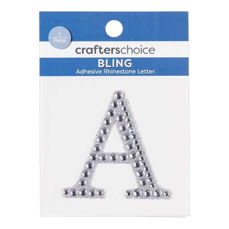 Crafters Choice Rhinestone Crystal A