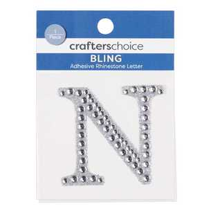 Crafters Choice Rhinestone Crystal N