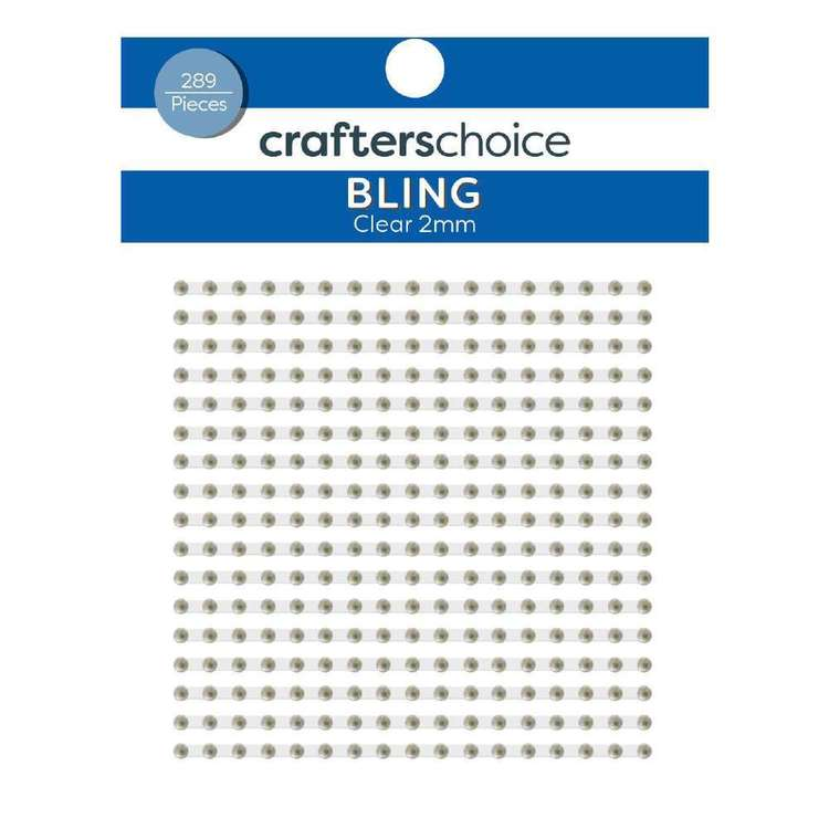 Crafters Choice Rhinestones 289 Pack