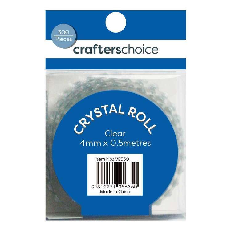 Crafters Choice Bling Crystal Roll 300 Pack