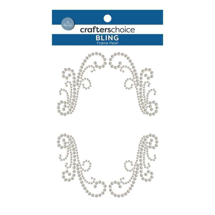 Crafters Choice Bling Frame Rhinestones